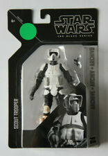 star wars / the black series archive / scout trooper / hasbro