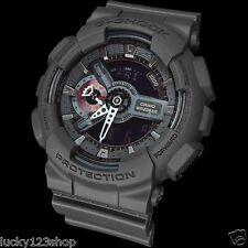 GA-110MB-1A Black Red Casio Unisex Watches G-Shock Analog Digital X-Large Resin