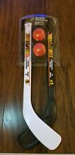 FRANKLIN SPORTS NHL CHICAGO BLACKHAWKS MINI PLAYER STICK SET