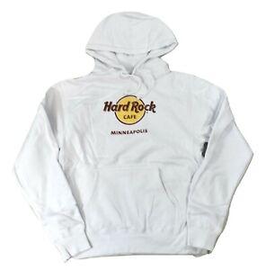 Hard Rock Cafe Juniors HRC Hard Rock Cafe Minneapolis Vintage Hoodie New S