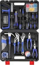 LETTON Tool Set 37 Piece, General Home Hand Tool Kit for Household Repair with T