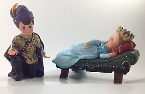 Sleeping Beauty & Prince Madame Alexander  Figurine New