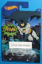 HOT WHEELS Batman Classic TV Series '66 Batmobile 1/6 Walmart 1966