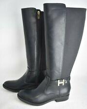 TOMMY HILFIGER Size 8M, Black Multi LL twSUPREM2 Boots