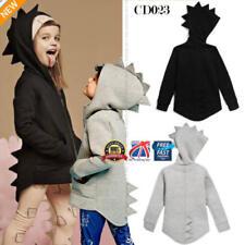 Markenlose Damen-Mäntel mit Kapuze Jungen-Jacken, - Mäntel & -Schneeanzüge