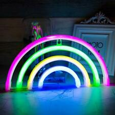 Hello Neon Signs Led Light Art Decorative Novelty Neon Marquee Sign Wall Table