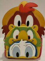 Loungefly Disney Three Caballeros Figural Donald Duck Mini Backpack - New w/Tags