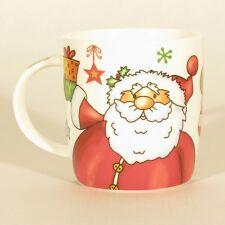 Becher Weihnachtsmann - Henkelbecher Weihnachten - Nikolaus - Kaffeebecher