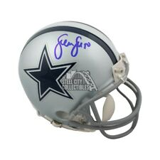 Sean Lee Autographed Dallas Cowboys Mini Football Helmet - JSA COA