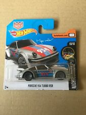 "DIE CAST "" PORSCHE 934 TURBO RSR "" HOT WHEELS SCALA 1/64"