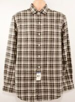 POLO RALPH LAUREN Men's SLIM FIT Casual Checked Shirt, Grey, sizes S or L