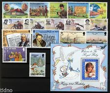 Isle of Man 1982, Full year set MNH VF/XF