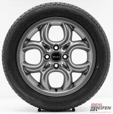 4 Original MINI Clubman R55 2006-2010 16 Zoll Winterräder 6791942 Circular Spoke