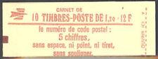 France 1978 12F Brown booklet matte gum Sc# 1572 NH