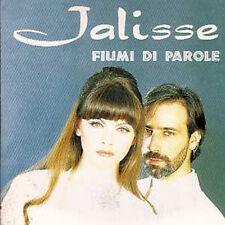 CD SINGLE EUROVISION 1997 Italie : JalisseFiumi di parole 2-TRACK CARD SLEEVE