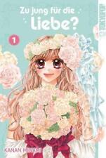Zu jung für die Liebe? 01 von Kanan Minami (2014, Taschenbuch)