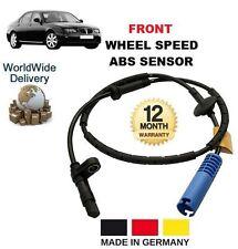 Per ROVER 75 1.8 2.0 2.5 il CDTI Turbo V6 1999-2005 Ruota Anteriore Velocità ABS Sensore