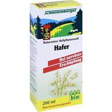 HAFERSAFT Schoenenberger 200ml PZN 692127