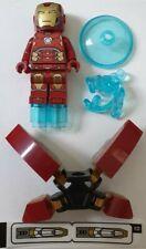LEGO Marvel Avengers Iron Man minifigure from set 76167 NEW