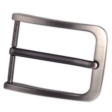 4cm Alloy Men Pin Waist Leather Single Belt Buckle Head Prong Clips Replacement