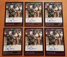 2016 Leaf Ultimate '92 Auto Rainbow Corey Coleman base, /20, /15, /10, /5, 1/1