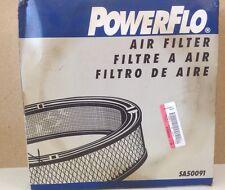 PowerFlo SA50091 Air Filter Chevrolet K10 K20 Suburban GMC Jimmy