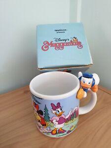 Rare Applause Disney Muggamals Mug 1988