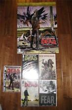 SDCC Walking Dead Lot Exclusives 75, 87,100, 129, Image firsts #1, Poster