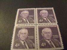 US Postage Stamp 1960 Walter F. George Senator Georgia Scott 1170 4-4c