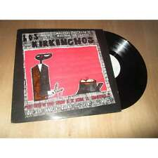LOS KIRKINCHOS - musique de fête.. LATIN ANDEAN FOLK EDITIONS PLURIEL Lp 1978