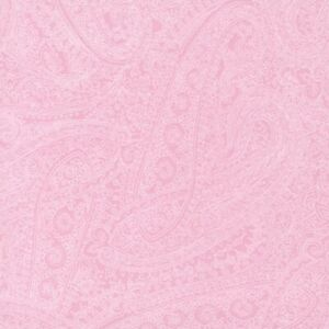 Tone on tone Pastels - Paisley - Pastel Pink - 100% Cotton Fabric Blender