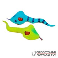 Squeezy Pop Eye Snake Gross Stress Autism Aid Toy Gifts Childs Kids