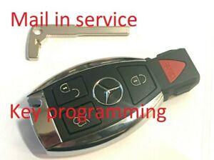 Mercedes Benz Key Programming by EIS Service. Smart Key