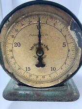 ANTIQUE John Chatillon & Sons Scale