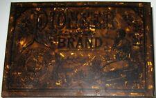 "Vintage 4 7/26"" Pioneer Brand Golden Flake, Richmond Cavendish Cigarette Tin"