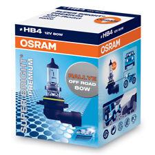 OSRAM Super Bright Premium HB4 High Wattage Headlight Bulbs (Single)