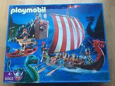 PLAYMOBIL 5003 Vikingos Vikings Caja con alguna arruga VER FOTOS ARTICULO NUEVO