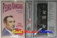 MC PEDRO VARGAS Grande exitos Piel canela SIGILLATA italy SALUDOS cd lp dvd
