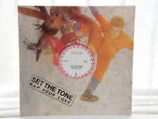 """Set The Tone - Rap Your Love 12"""" Single 1983 / MINT"""