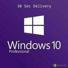 Activation Code Windows 10 Pro 32 / 64 Instant Delivery Upon Payment Multilang