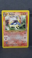 Quilava 47 Neo Genesis Uncommon Pokemon Card Near Mint