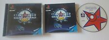 STARFIGHTER 3000 PS1 PS2 PS3 PLAYSTATION GAME SCIENCE FICTION SCI FI - COMPLETE