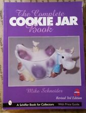 LARGE 2,000 + COOKIE JAR VALUE GUIDE COLLECTOR'S BOOK ALL COLOR 312 PAGES