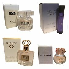 Ladies Miniature Perfume Gift Travel x4 Armani Code True Love Lagerfeld Oriens