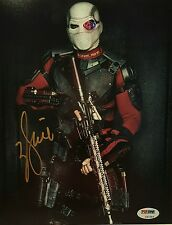 "Will Smith Signed 8x10 as ""Deadshot"" PSA/DNA COA"