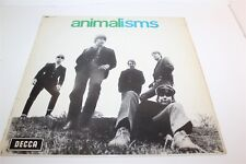 The Animals Animalisms LP Vinyl 1966 U.K Mono Pressing Decca LK4797
