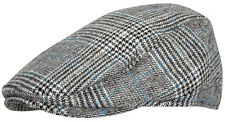 Heritage Traditions Mens Fashion Outdoor Prince of Wales Flat Cap Hat