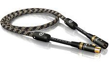 2,50m Viablue NF-S2 argenté / high end Câble numérique 110 Ohm / XLR sym AES/EBU