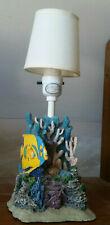 Nautical Fish Table Lamp Nightlight for Nursery Baby's Kids Child's Room