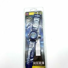 DOCTOR WHO BBC TIME LORD MULTI PROJECTION LCD WATCH